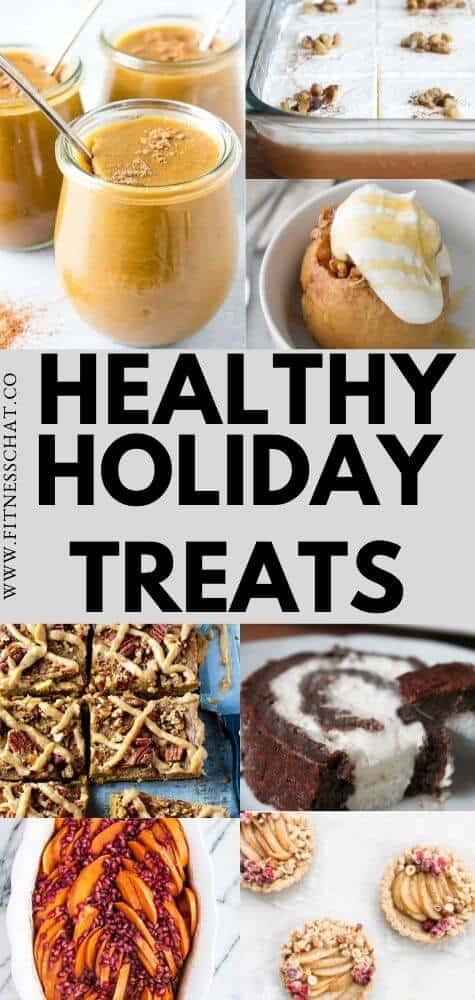 healthy holiday recipes,Christmas desserts, Christmas treats