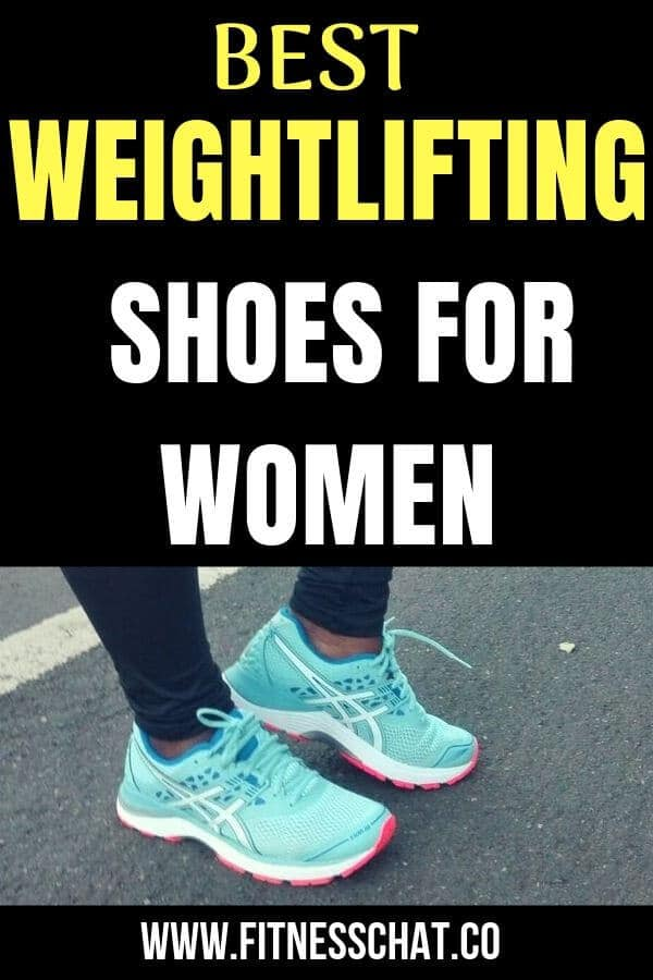 Powerlifting women. best women's weightlifting shoes