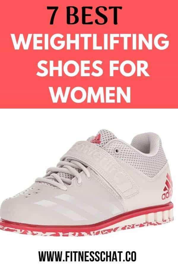 7 best weightlifting shoes for women