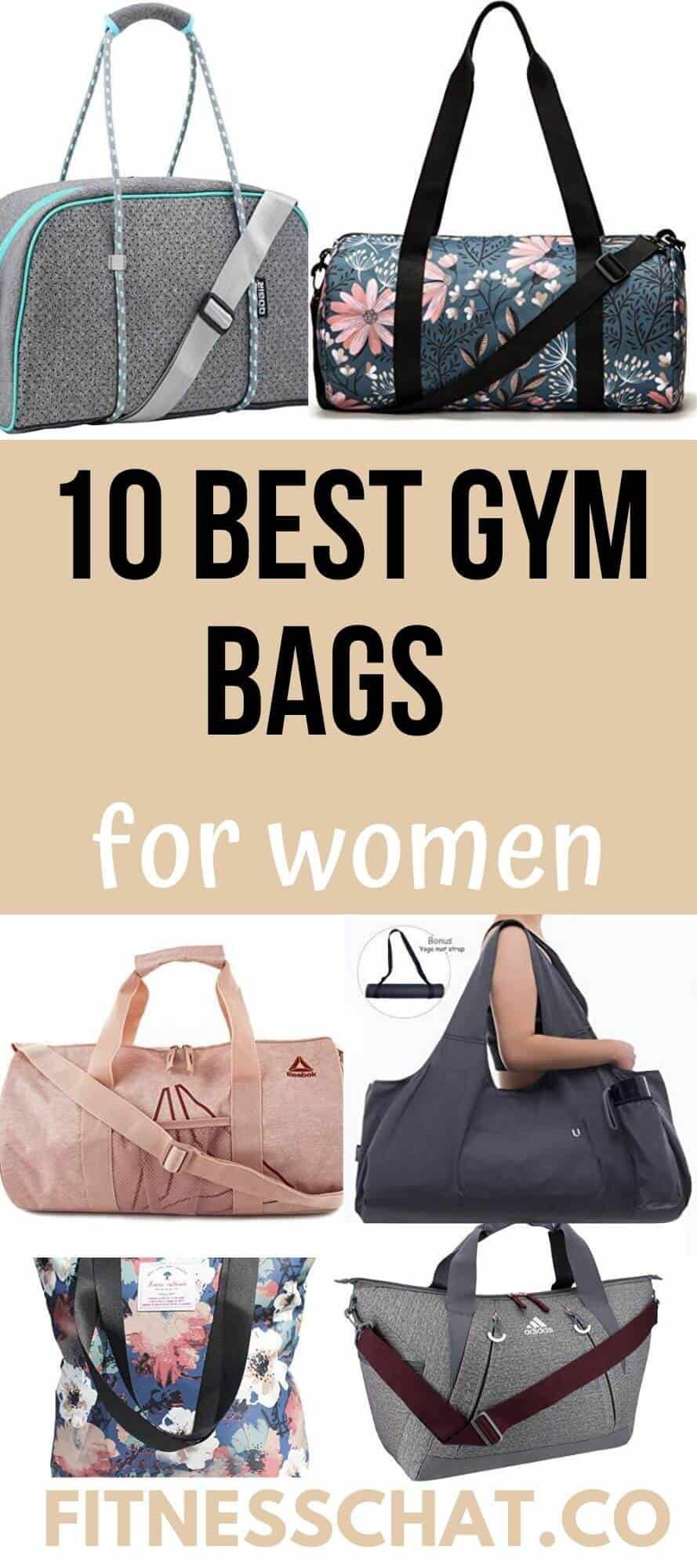 Gym bag essentials women. best gym bags with compartments