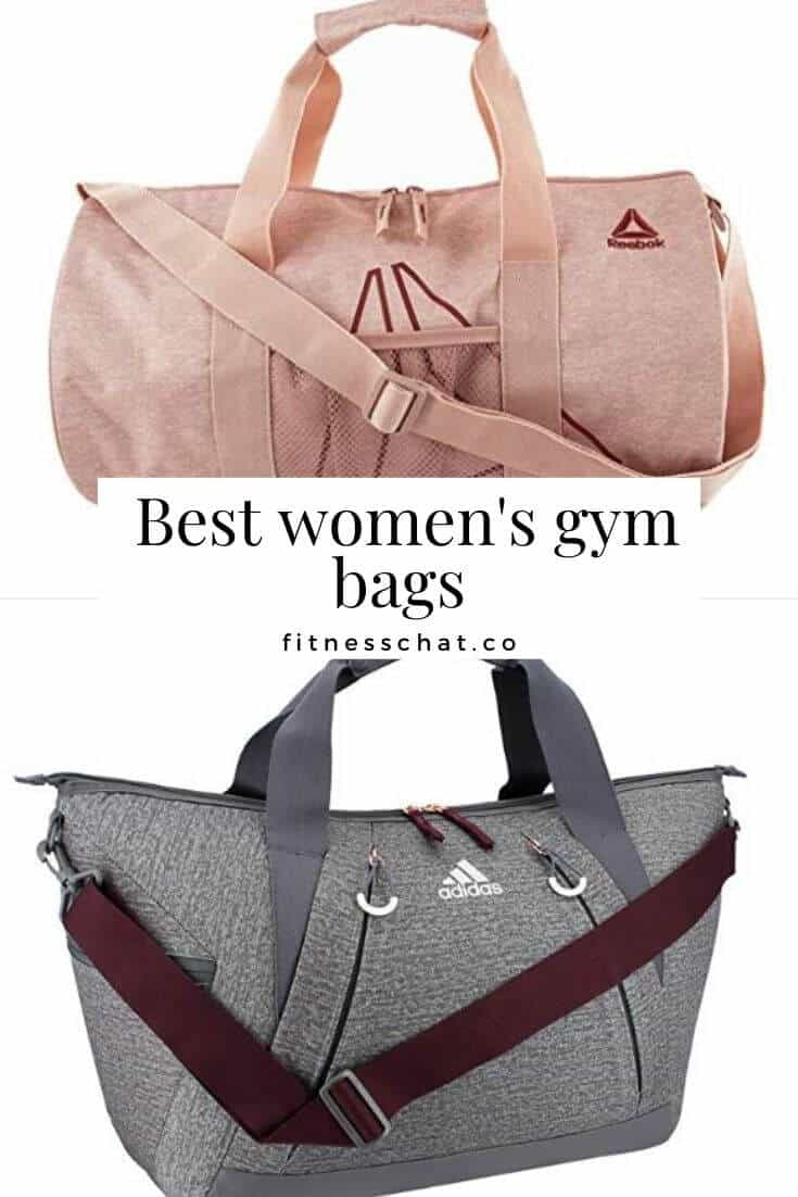 fashionable gym bag, best women's gym bags
