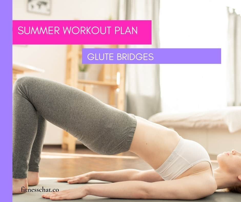 How To Get a Summer Body in Six Weeks
