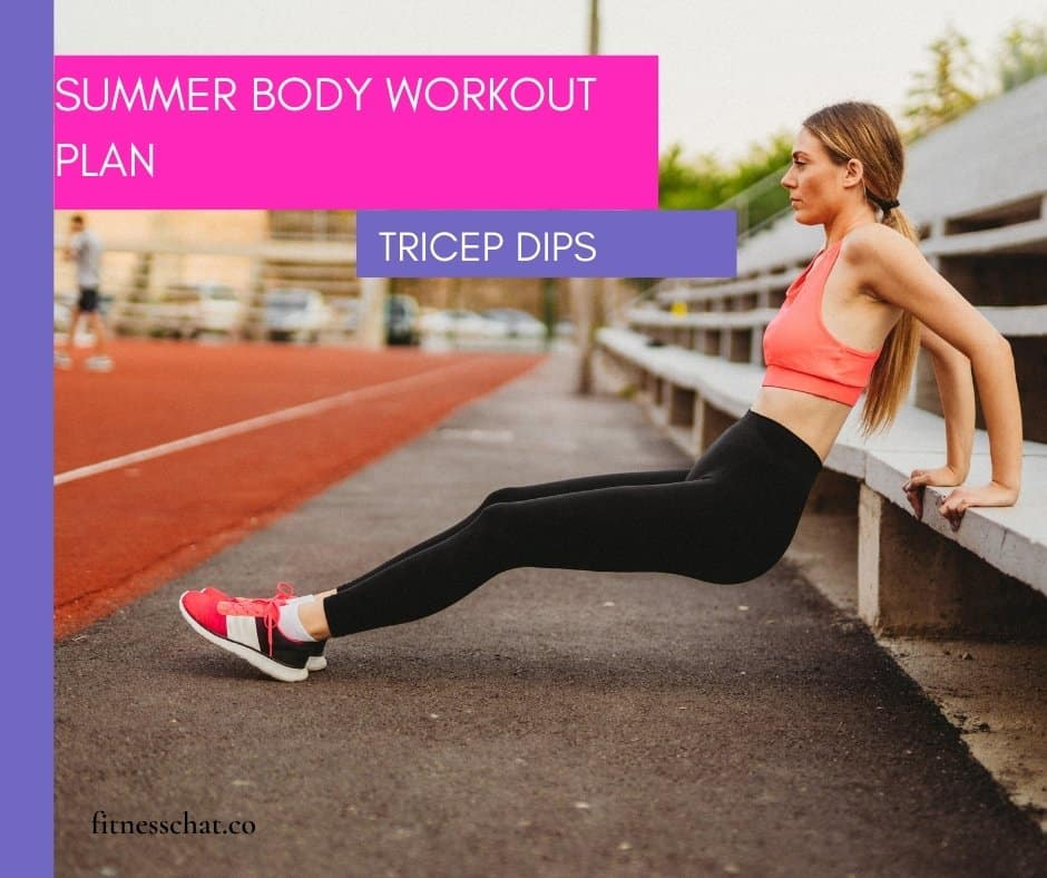 Summer body workout plan Female