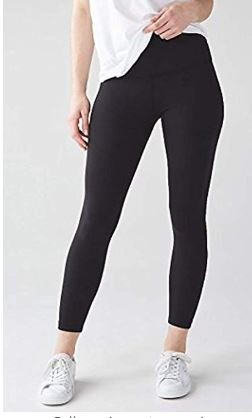 Best black workout leggings EVER- LULULEMON
