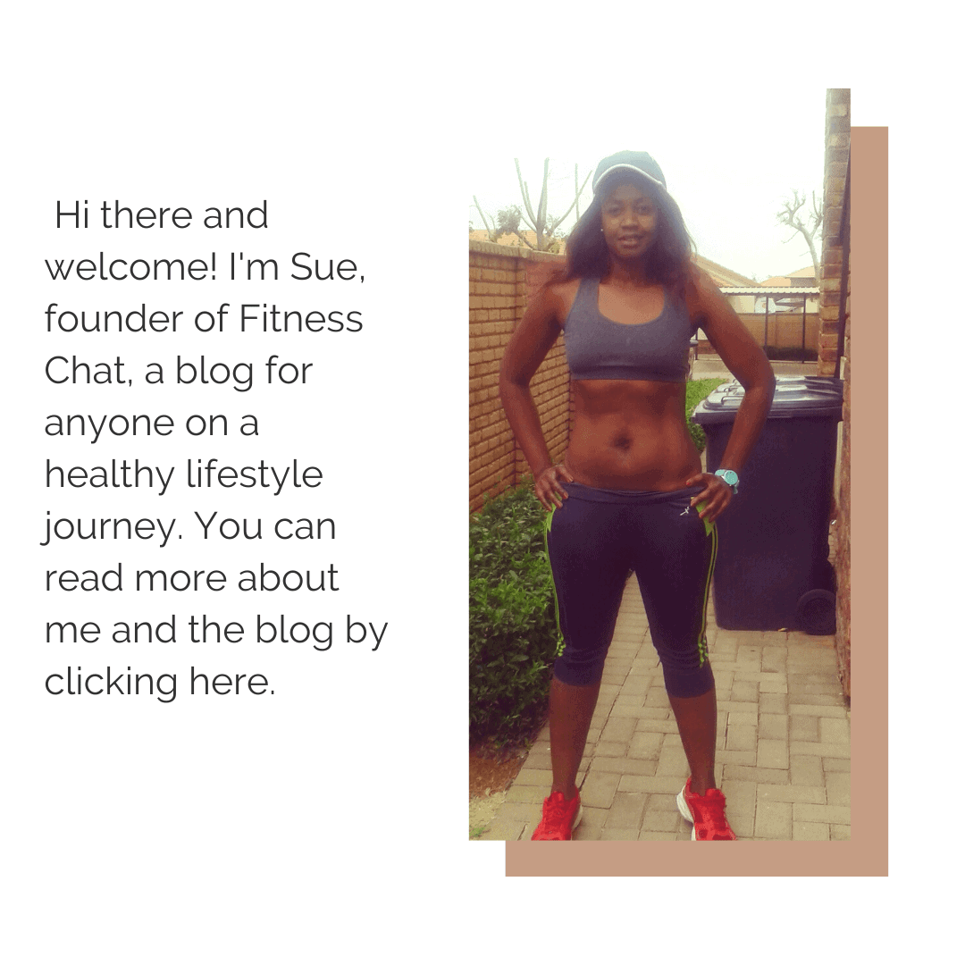 Susan C, Fitness Chat owner