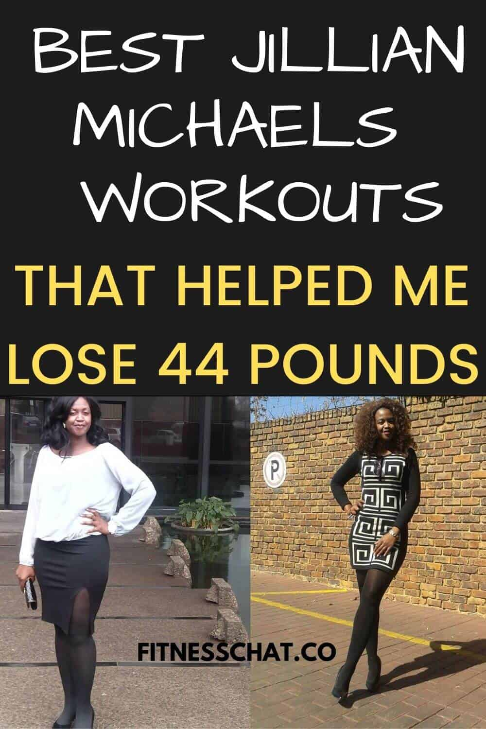 at home workout jillian michael workout that helped me lose weight