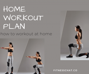 How to workout at home. best home workout programs for weight loss