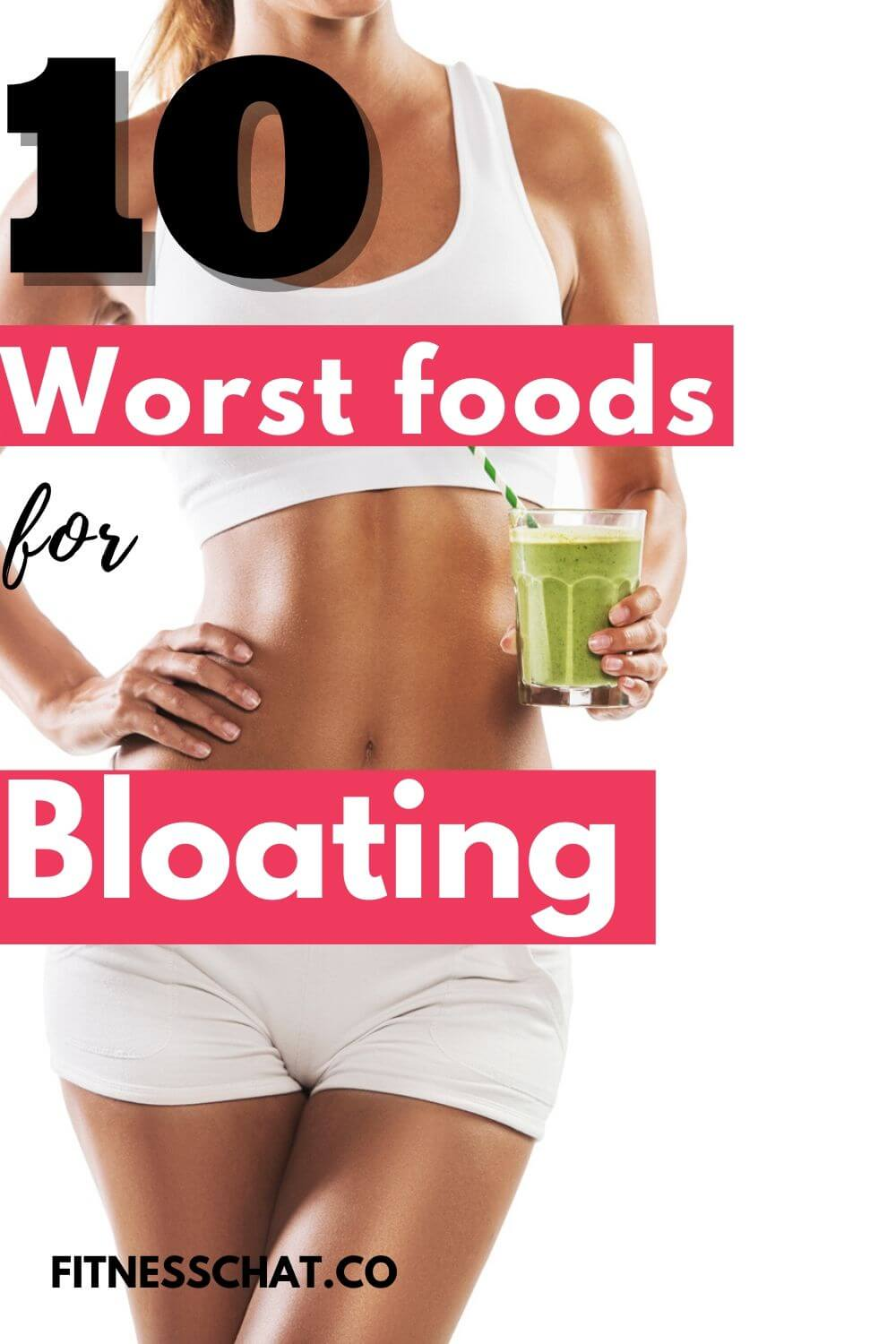 10 worst foods that cause bloating and gas