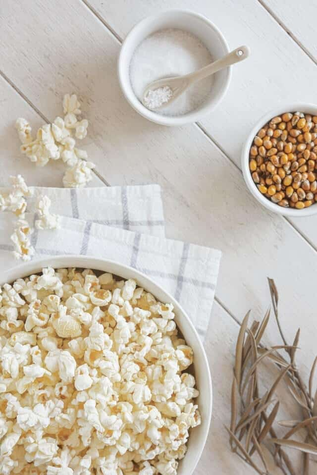 popcorn and bloating