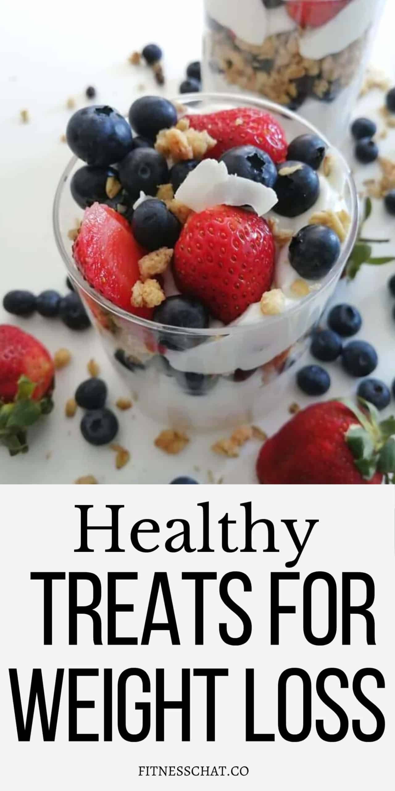healthy treats for weight loss